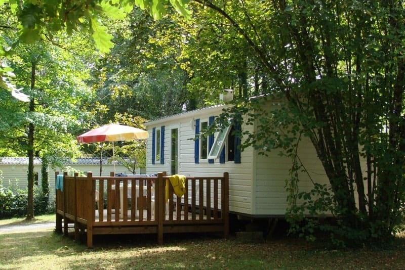 Location de mobil home en Dordogne