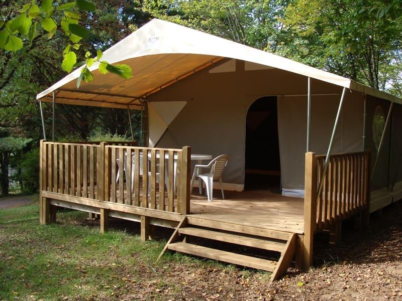 Tente Lodge Canada