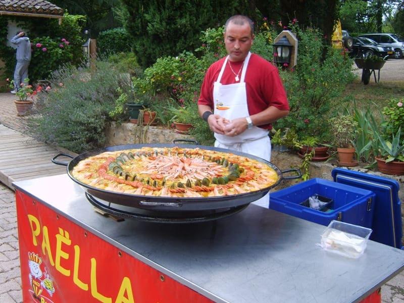 Soirée repas - Paella