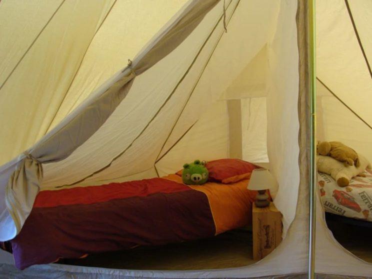 Tente Sahara Famille Chambre enfant
