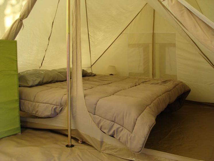 Tente Sahara Chambre