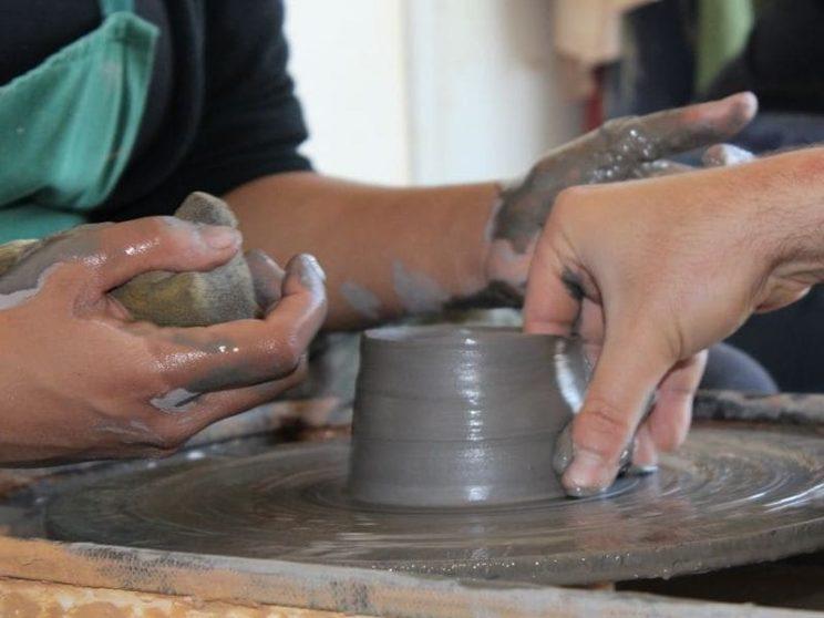 Modelage et poterie