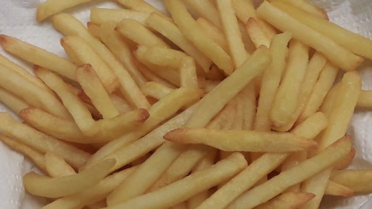 frites aux snack