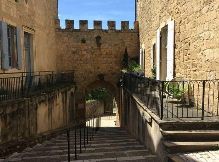 Beaumont-du-Périgord - Porte de Luzier