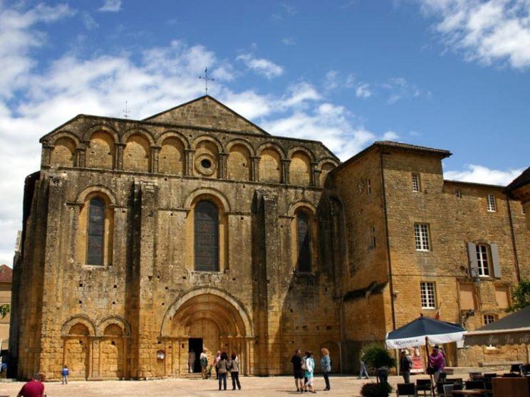 Cadouin - Eglise Romane