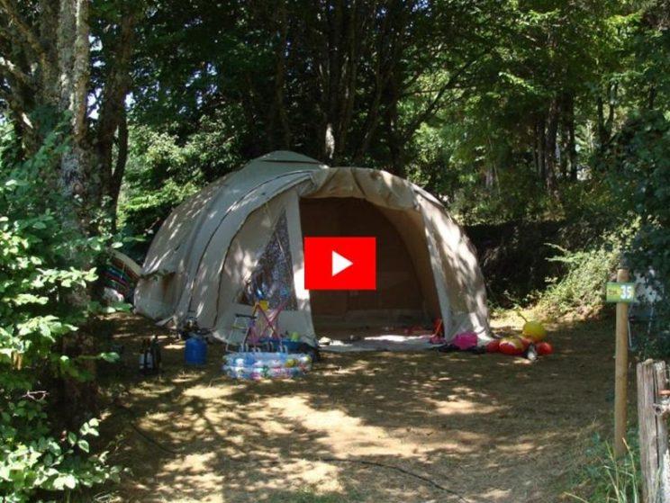 Vidéo du camping