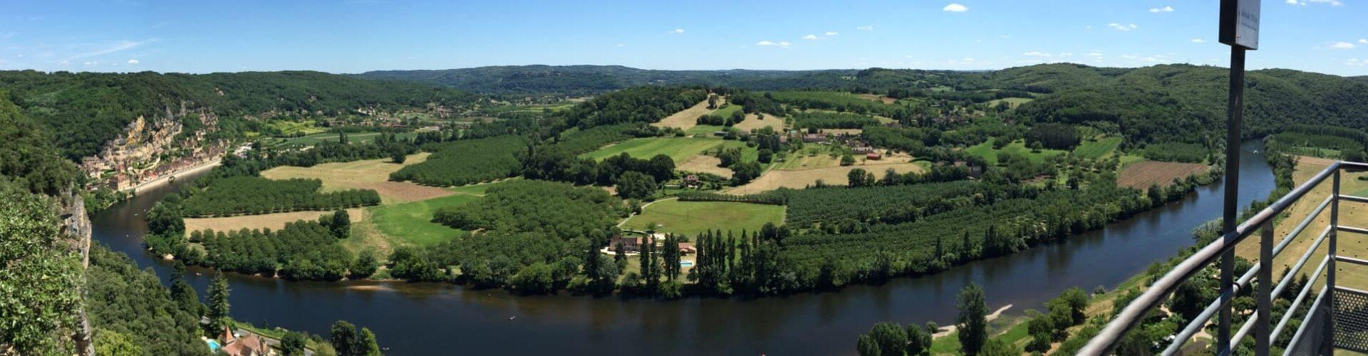 Dordogne - Vue panoramique