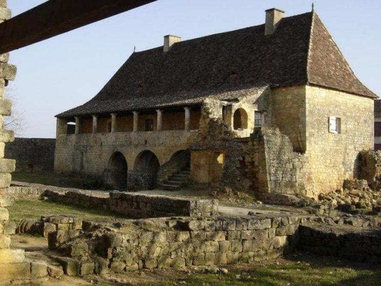 Saint Avit Sénieur - Presbytère