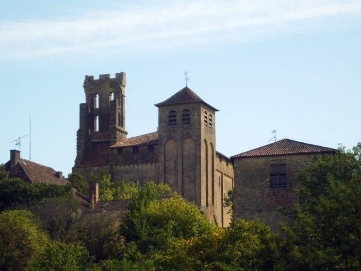 Saint Avit Sénieur - Eglise