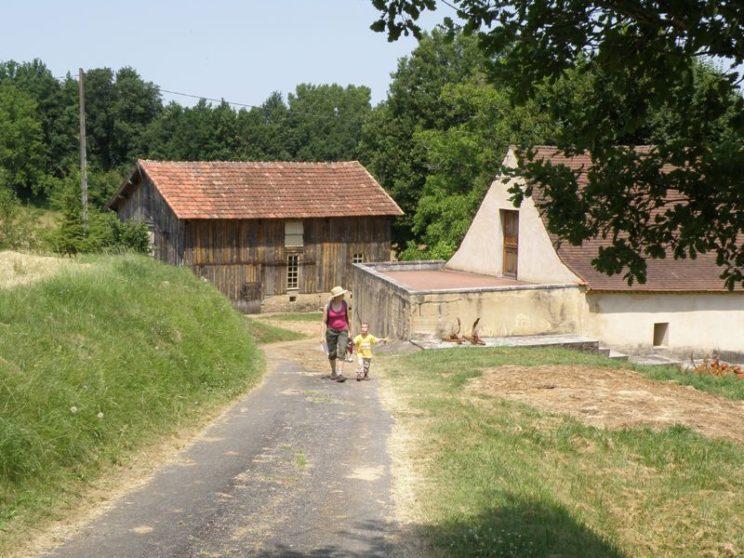 Randonnée en Dordogne